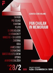 Scratch: Pan Chalan in memoriam
