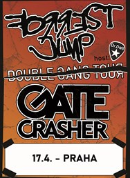 GATE Crasher/Forrest Jump Double Gang tour