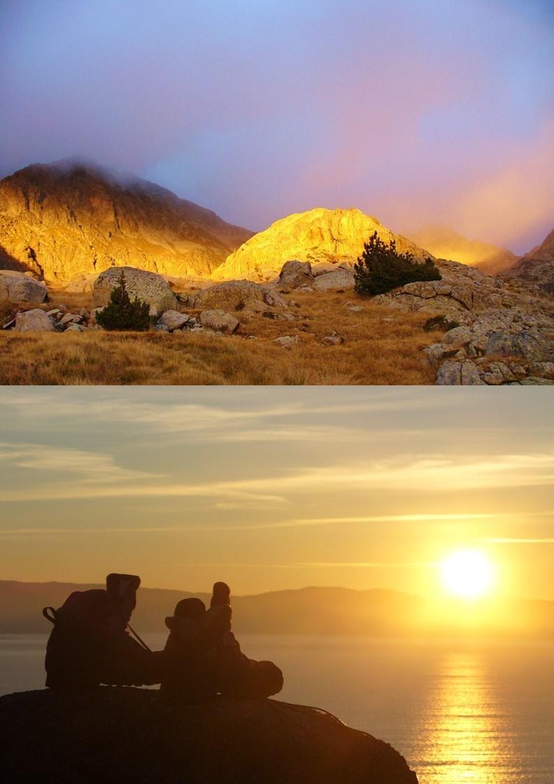 1800 km pěšky a sama (GR11 + Severní Camino)