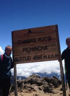 Autem Jižní Amerikou od Kolumbie po Patagonii