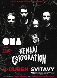 Hentai Corporation + Ona