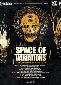Space Of Variations /UA/ | Up!Great /CZ/