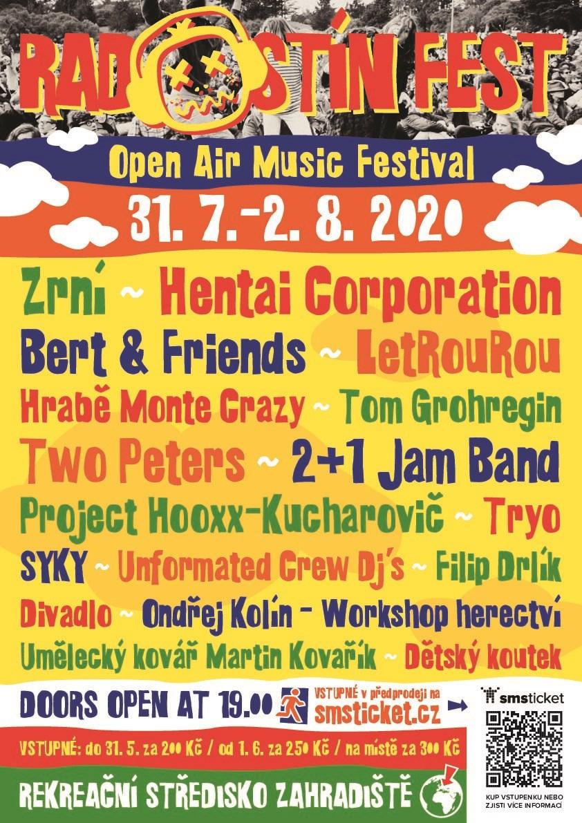 Radostín Fest 2020