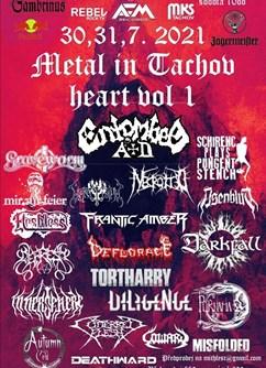 Metal in tachov heart vol 1
