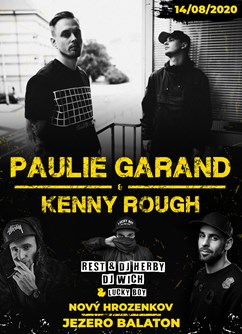 Paulie Garand & Kenny Rough / Rest / DJ Wich / Lucky Boy