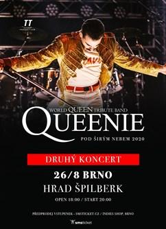 Queenie pod širým nebem 2020 - druhý koncert