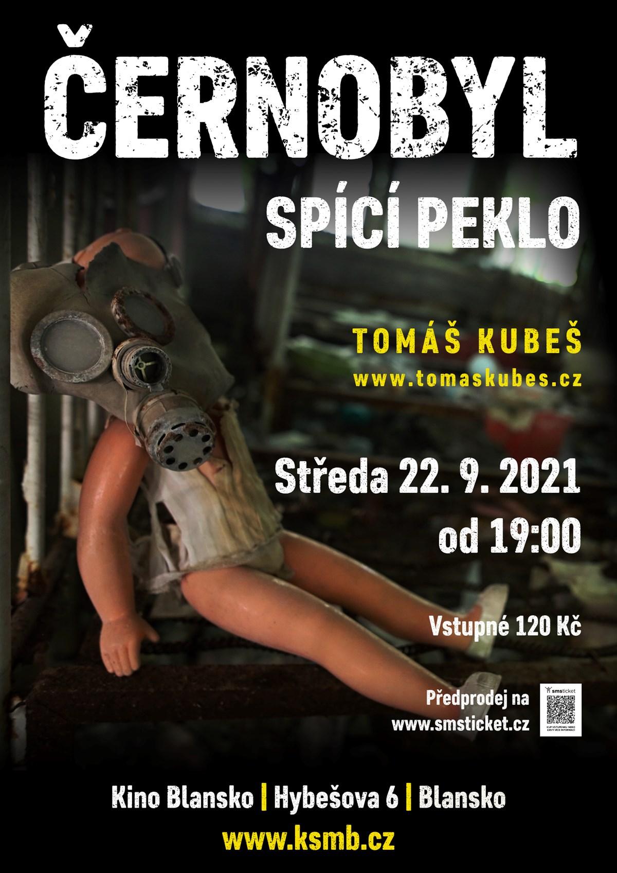 Černobyl – spící peklo – Blansko