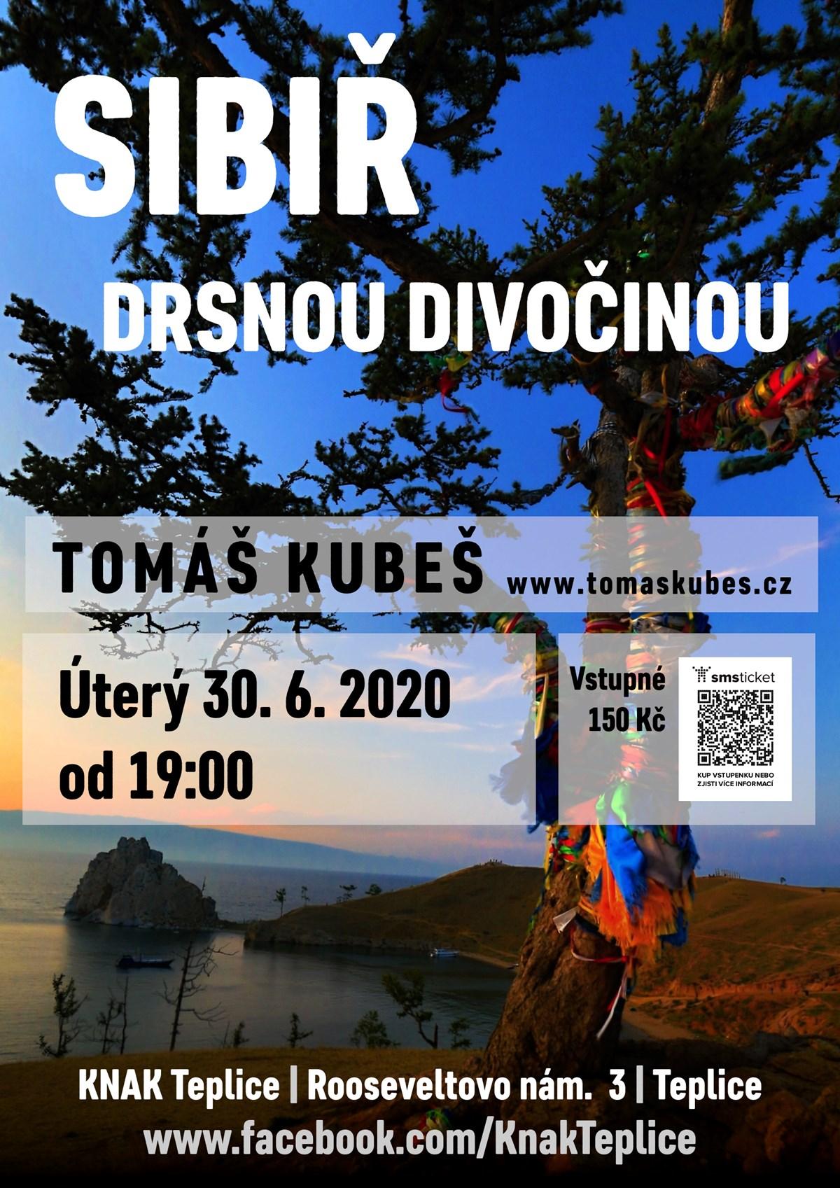 Sibiř – drsnou divočinou – Teplice
