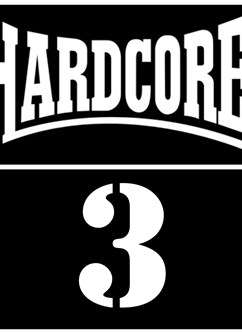 Hardcore Day vol.3 v R Klubu