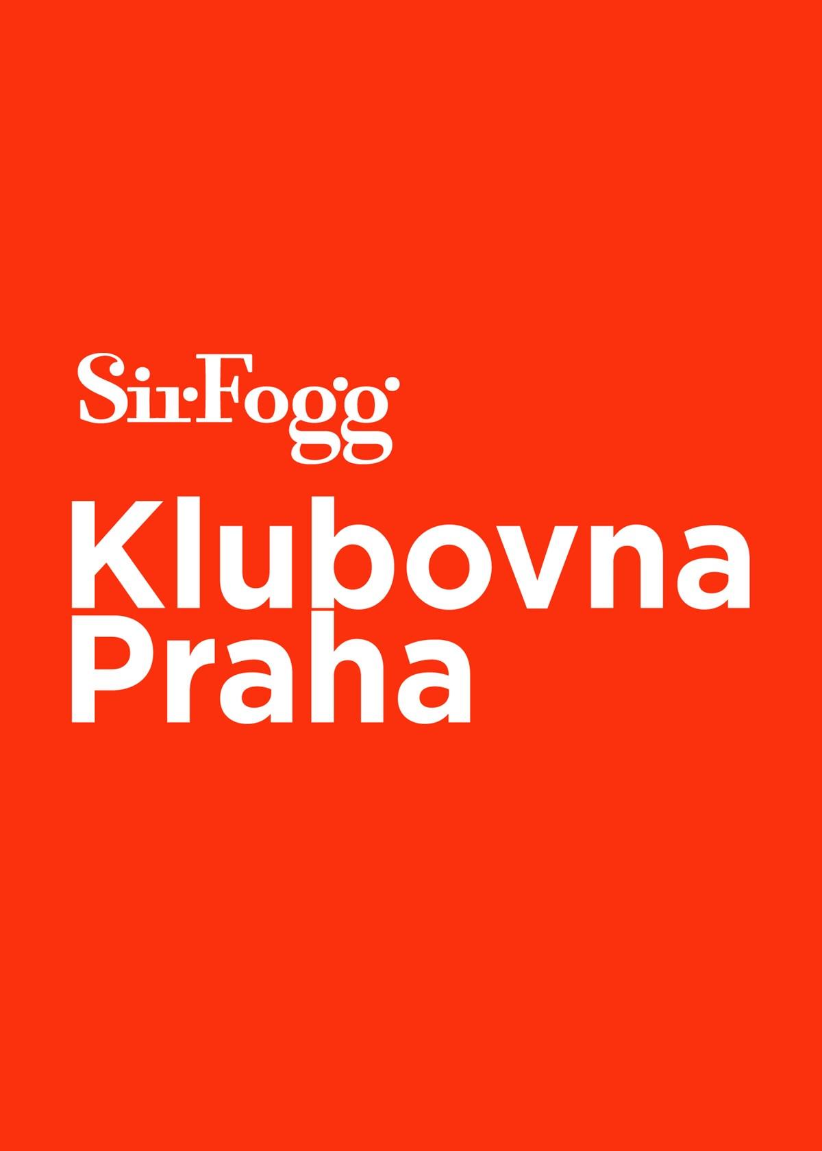 Sir Fogg Klubovna Praha - pravidelná jízda
