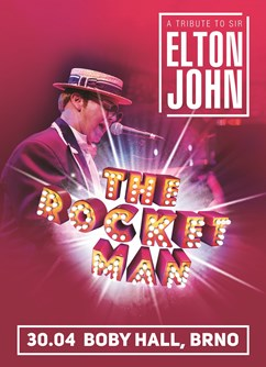 ROCKETMAN Elton John Tribute Show