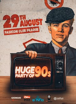 The International Party of 90s at Fashion Club