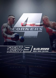 4 Corners Fight Night 3
