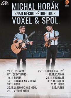 Voxel a Michal Horák