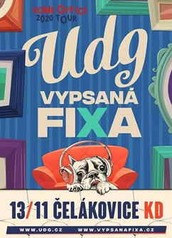 UDG a Vypsaná fiXa - Home office 2020 tour