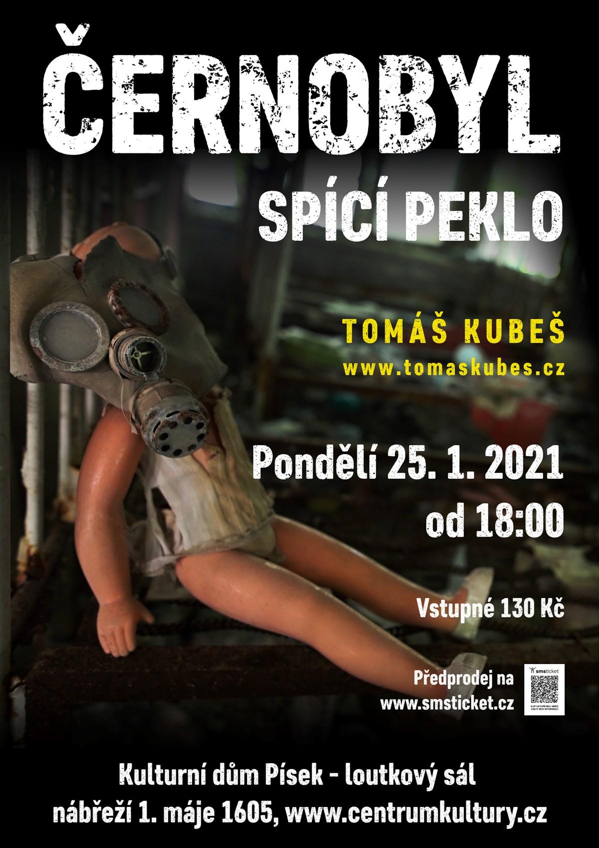 Černobyl – spící peklo – Písek