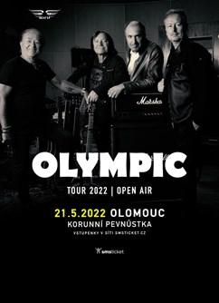 Olympic /Tour 2022 - Open Air/ → Olomouc