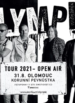Olympic /Tour 2021 - Open Air/ → Olomouc