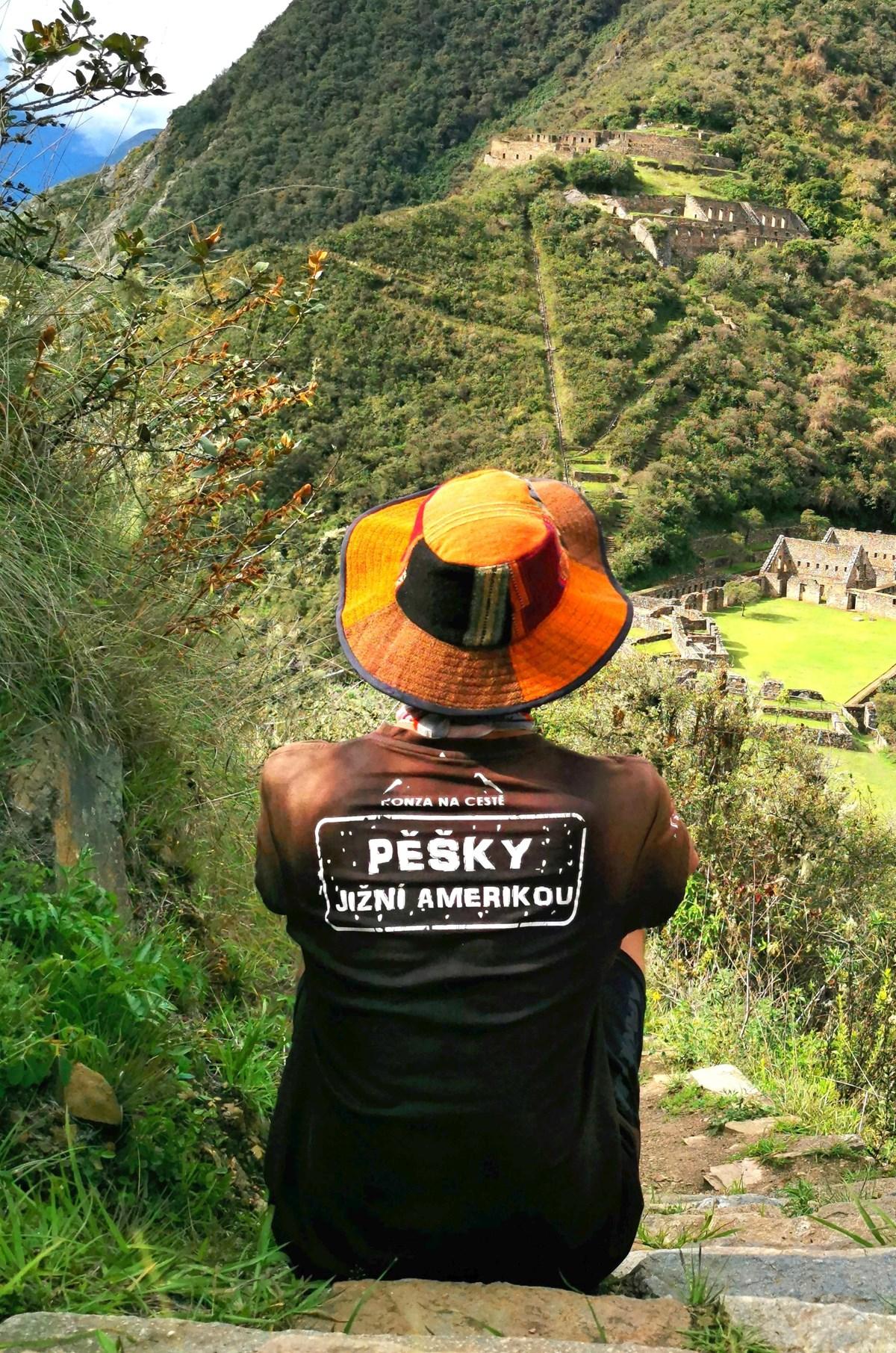ONLINE: 4000 kilometrů pěšky napříč Peru (Jan Rendl)