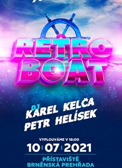 Retro Boat