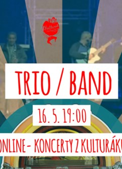 Trio band - ONLINE párty