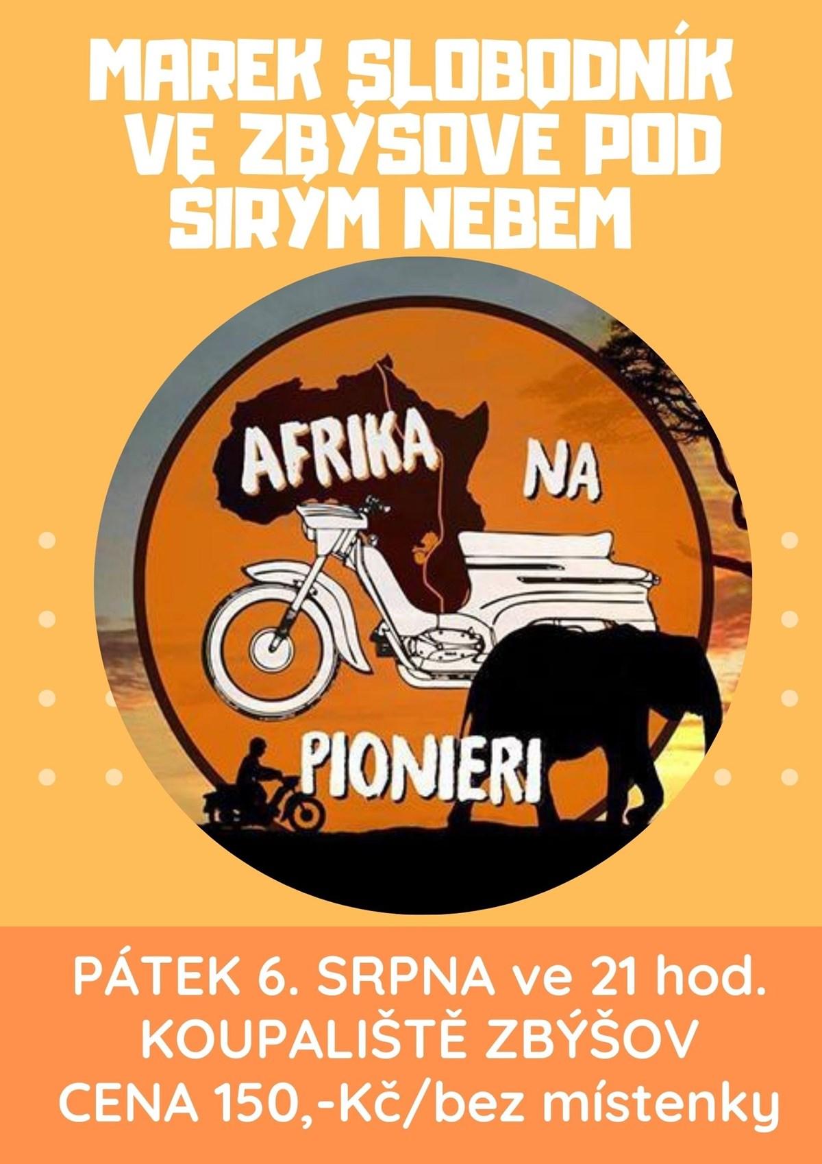 Afrika na pioneri