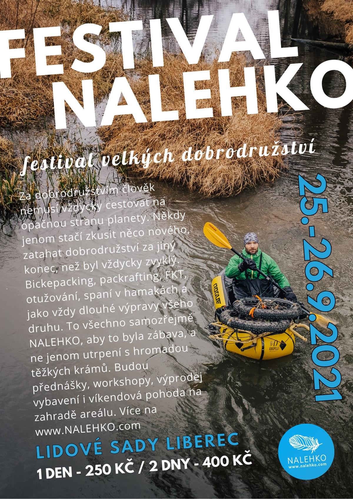 Festival NALEHKO