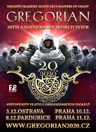 GREGORIAN - 20th Anniversary World Tour