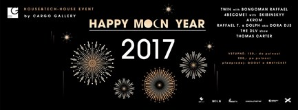 Happy Moon Year by Cargo