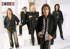 SMOKIE - The Symphony Tour 2018 (Pardubice)