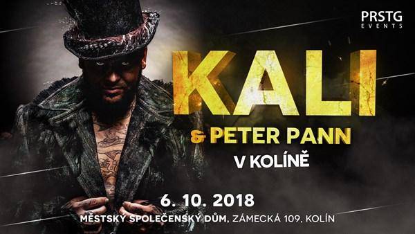 Kali & Peter Pann v Kolíně | PRSTG Events