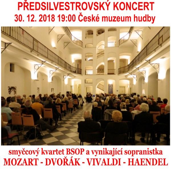 Předsilvestrovský koncert - to nejlepší z klasiky