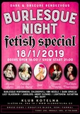 Burlesque Night - Fetish edition