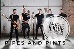 Pipes and Pints v R Klubu