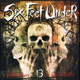 SIX FEET UNDER + 4 SUPPORTS