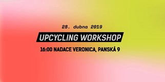 Fashion Revolution Week: Upcycling workshop - textilní šperk