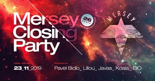 Mersey closing party
