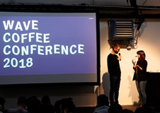 Wave Coffee Conference