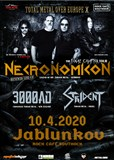 Necronomicon /GER/ , 3000AD /NZ/ , Strident /IL/
